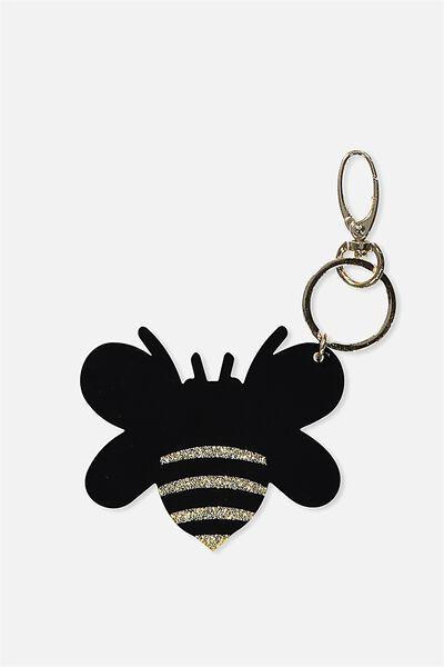 Bug Life Charm, BLACK