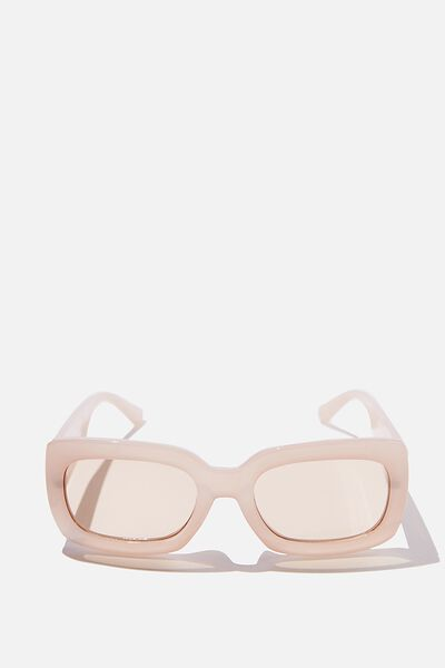 Ally Sunglasses, BLUSH