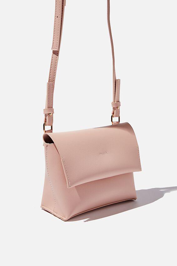 Whit Cross Body Bag, DUSTY ROSE