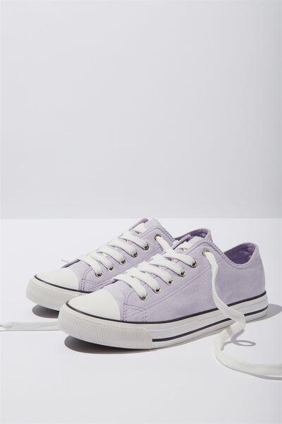 Jodi Low Rise Sneaker 1, LILAC MICRO