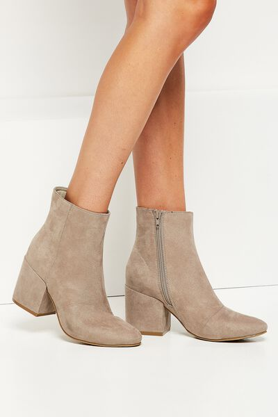 Floyd Boot, TAUPE