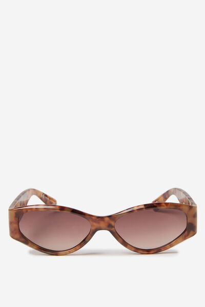 Urge Sunglass, TORT/BROWN