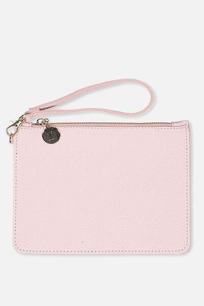 Margot Clutch, BABY PINK