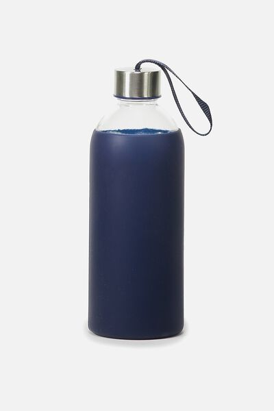 1L Hydrator Waterbottle, NAVY