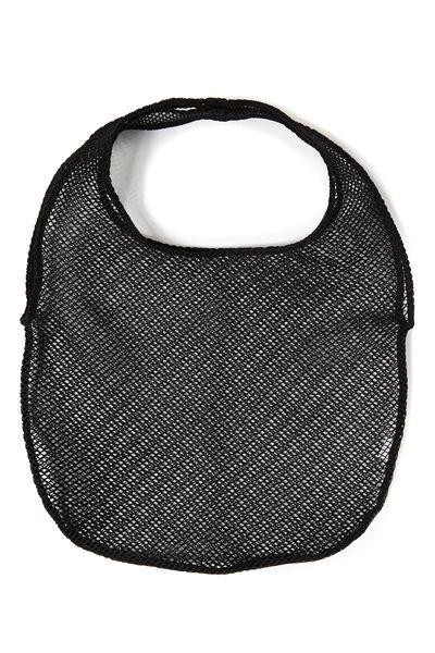 Weekend Market Bag, BLACK