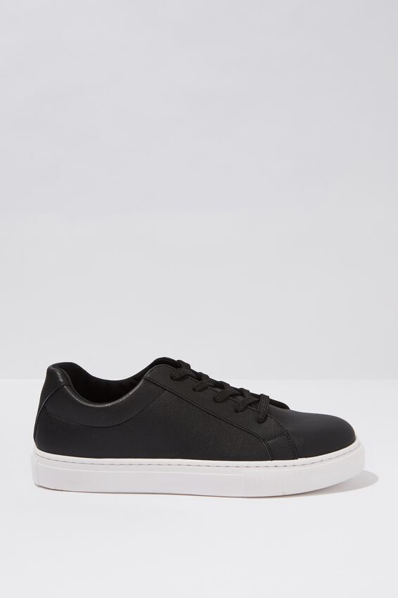 Liana Low Rise, BLACK