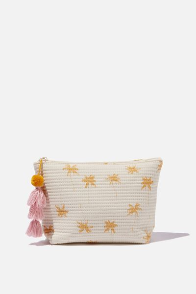 Everyday Pouch, PALM TREES