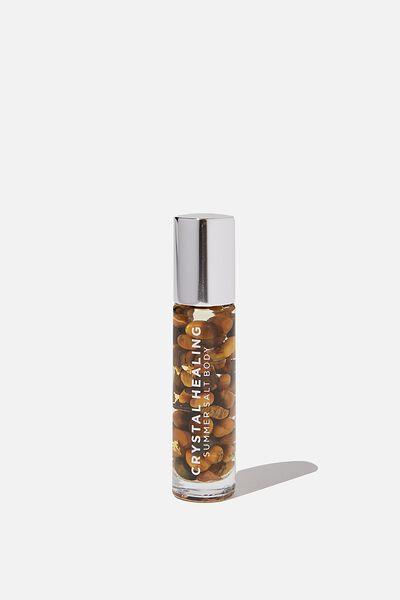 Summer Salt Body Oil Roller, STRENGTH
