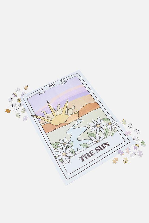 Jigsaw Puzzle 500Pcs, THE SUN