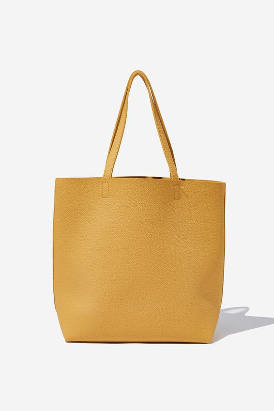 The Encompass Tote, MUSTARD