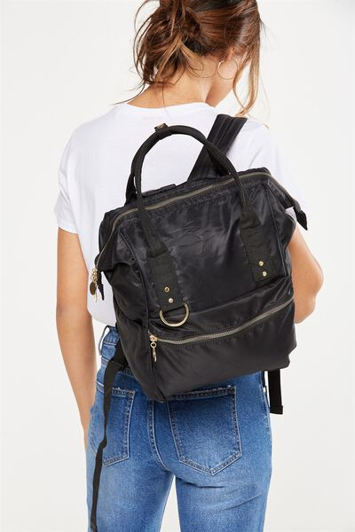 Blaze Backpack, BLACK