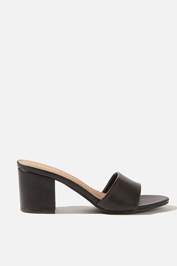 Claudia Heel, BLACK SMOOTH