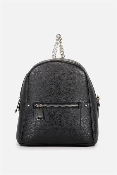 Lola Backpack, BLACK