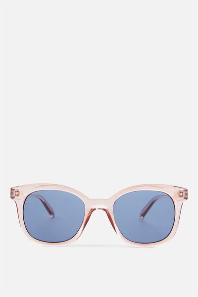 Kendra Full Frame Sunglasses, S.CRY NUDE