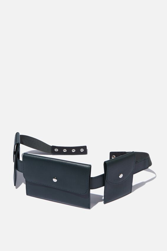 Utility Belt Bag, JUNGLE GREEN