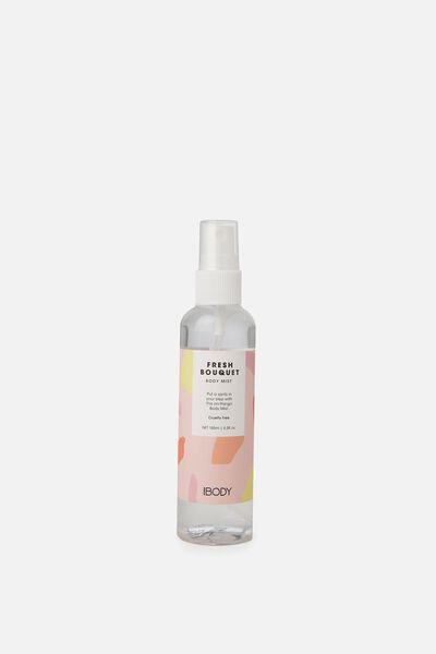 Body Home Spa | Body Mist, FRESH BOUQUET