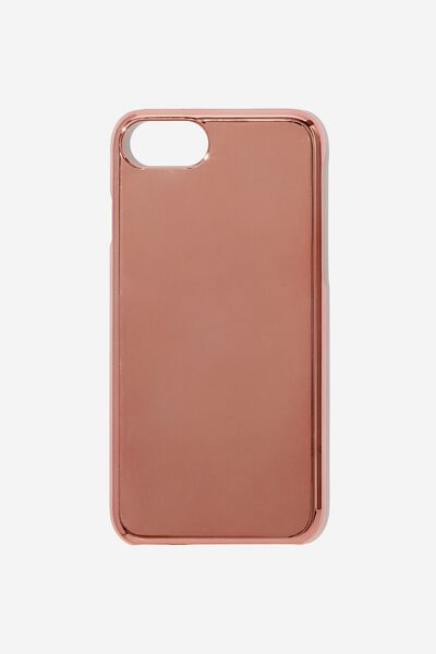 Matte Phone Cover, ROSE GOLD