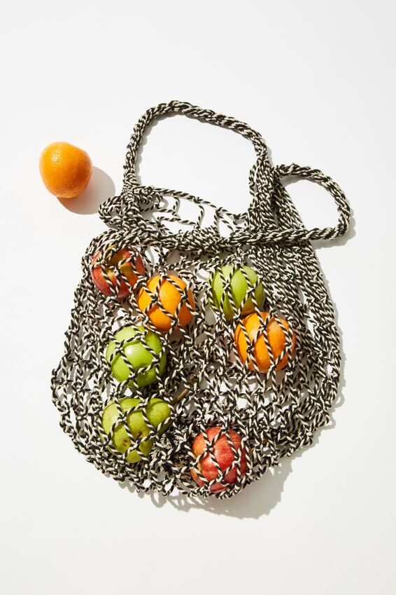 Coc Market Bag, MONO TWIST