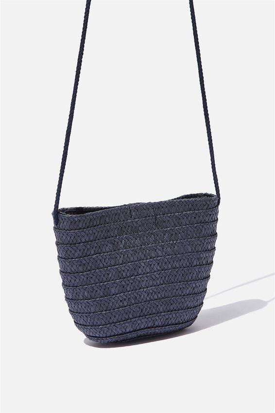 Summer Mini Bag, NAVY