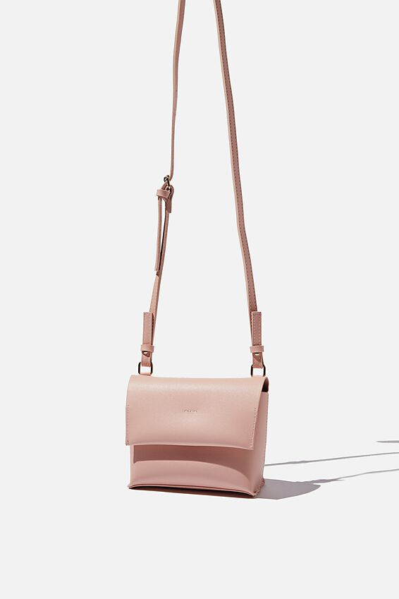 Whit Cross Body Bag, DUSTY ROSE