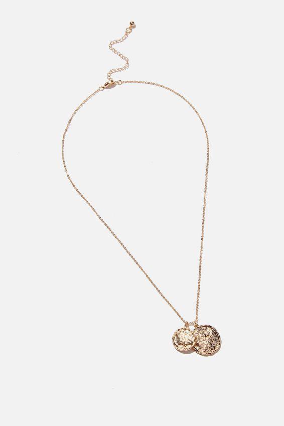 Zodiac Necklace, ARIES