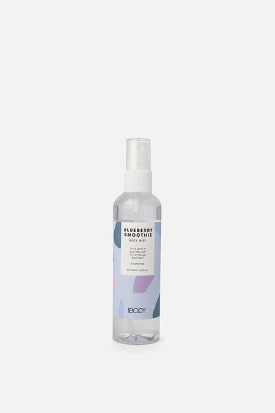 Body Home Spa | Body Mist, BLUEBERRY SMOOTHIE