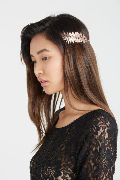 Hair Crown, ROSE GOLD