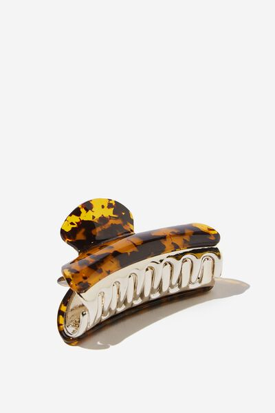 Large Hair Claw, TORT