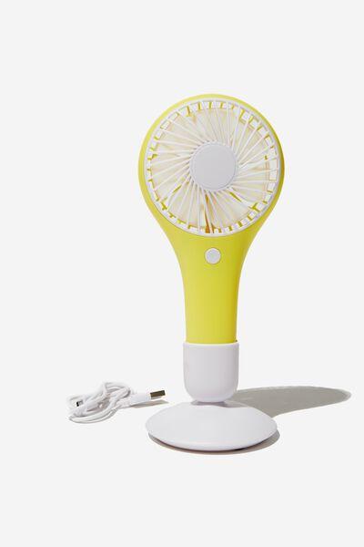 Portable Fan, GOLDEN KIWI