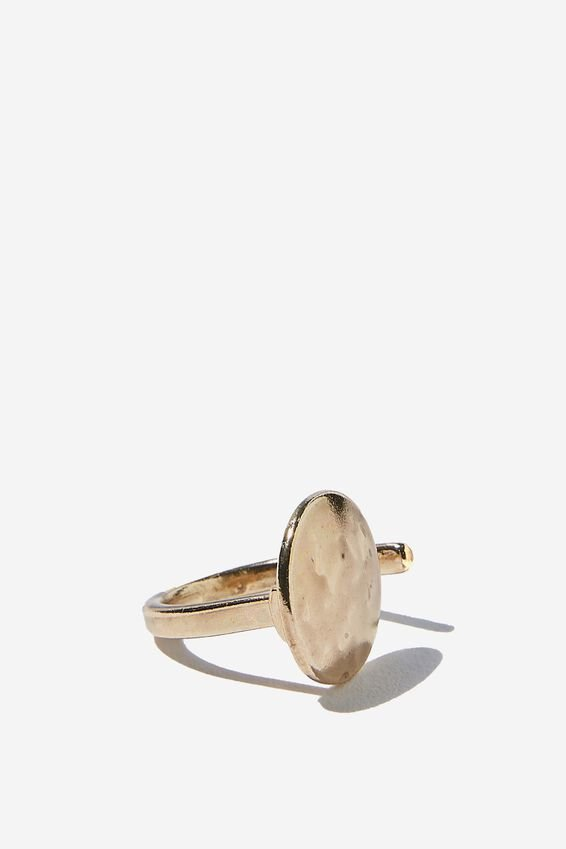 Dominica Ring, GOLD