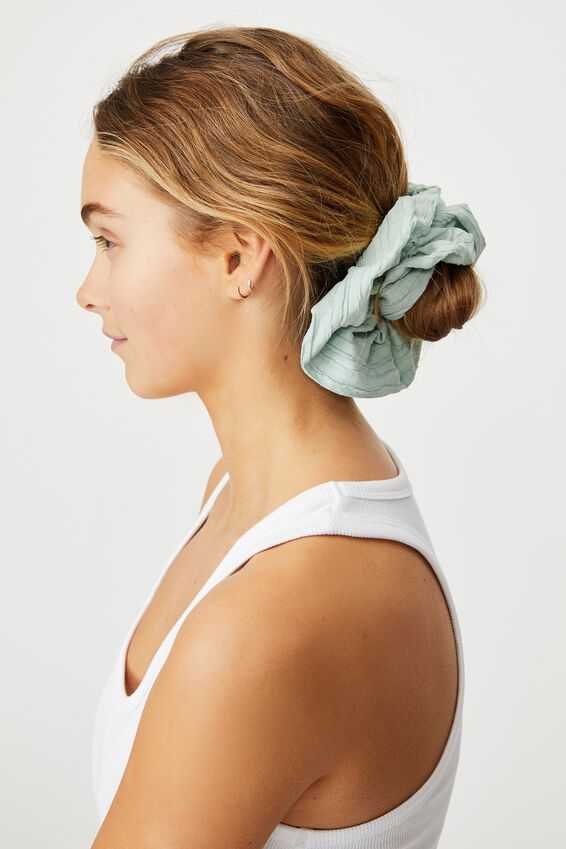 Super Scrunchie, JADE