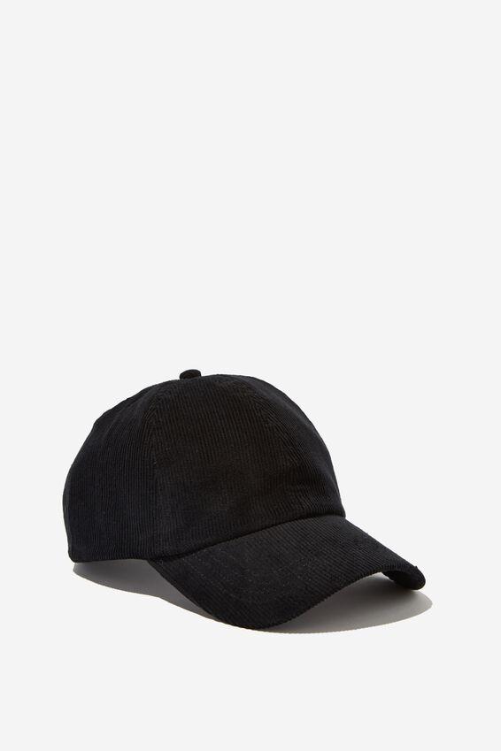 Kaia Cap, BLACK CORD