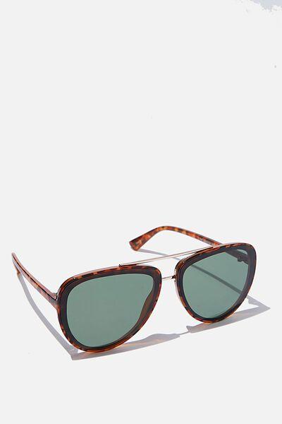 Pip Aviator Sunglasses, TORT/MULTI