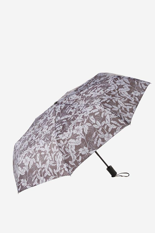 Compact Umbrella, MONO TROPICAL