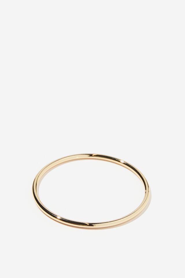 Premium Bracelet, GOLD PLATED BANGLE