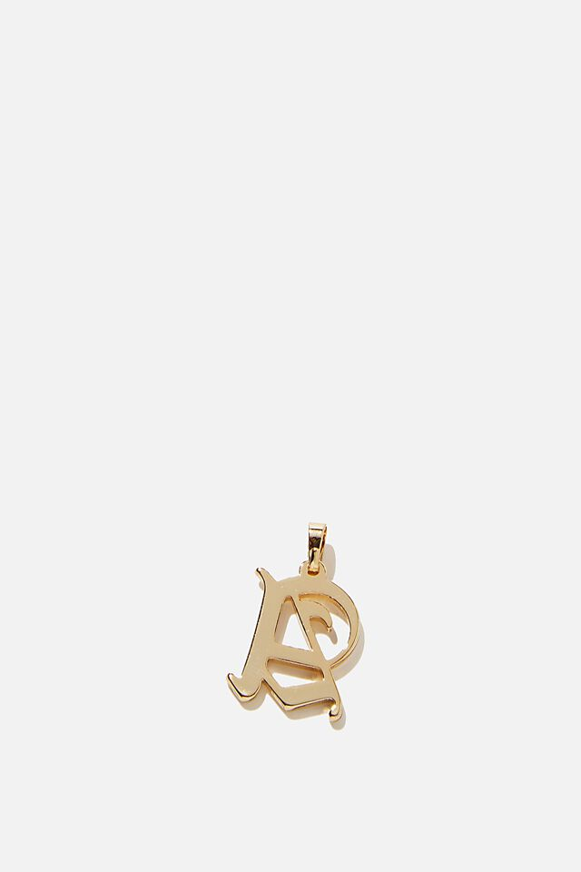 Premium Charm, GOLD PLATED A
