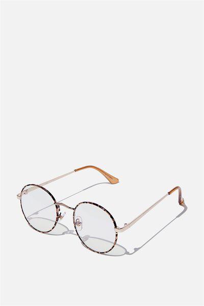 Emmi Blue Light Blocking Glasses, TORT