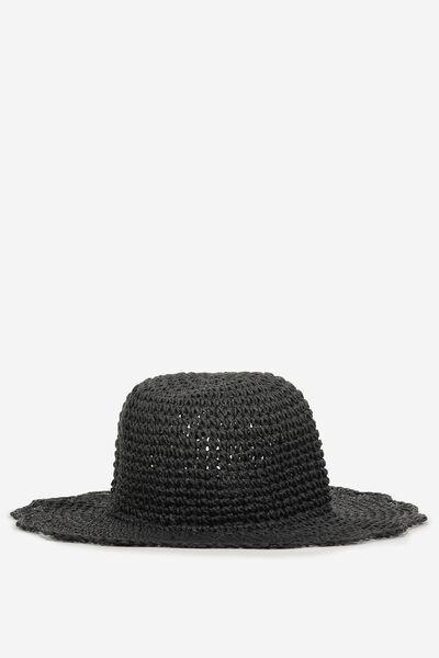 Straw Bucket Hat 5e358925f09e