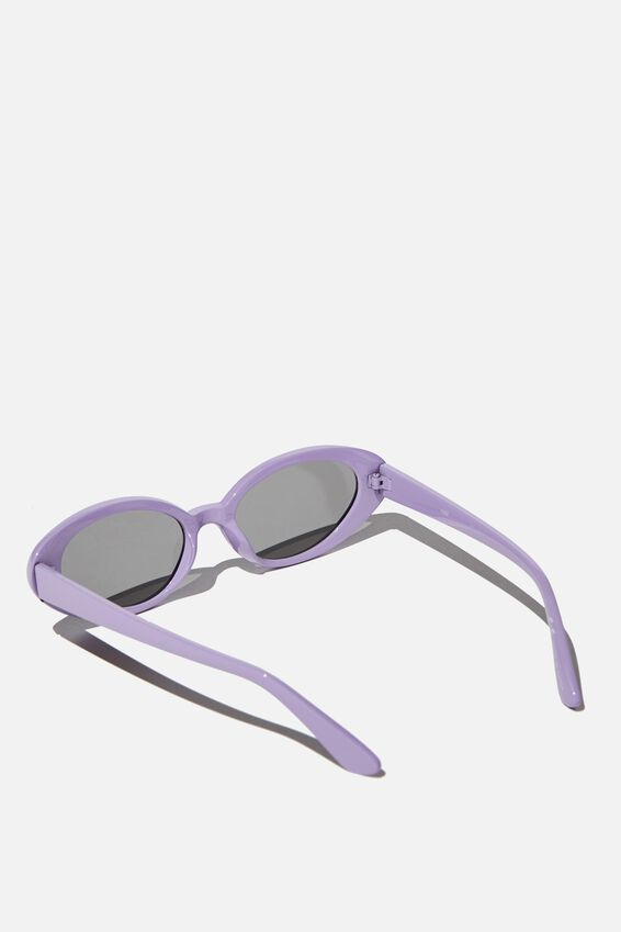 Hazel Sunglasses, POWDER LILAC