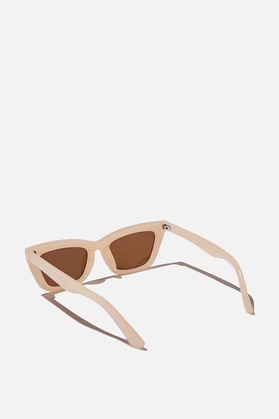 Lyndsey Sunglasses, LATTE