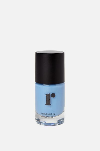 Nail Polish, MOONLIGHT BLUE