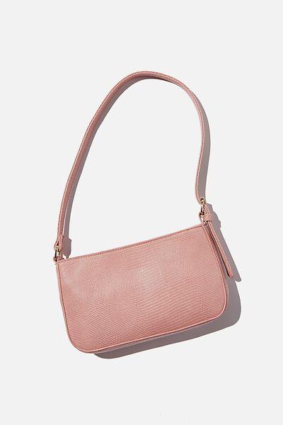 Lexi Underarm Bag, SWEETHEART PINK