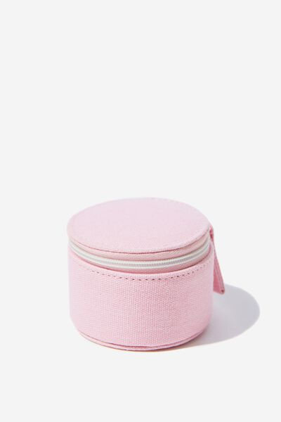 Mini Jewellery Box, PARFAIT PINK