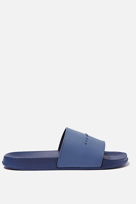 Wild Slide, NYC PERSIAN BLUE