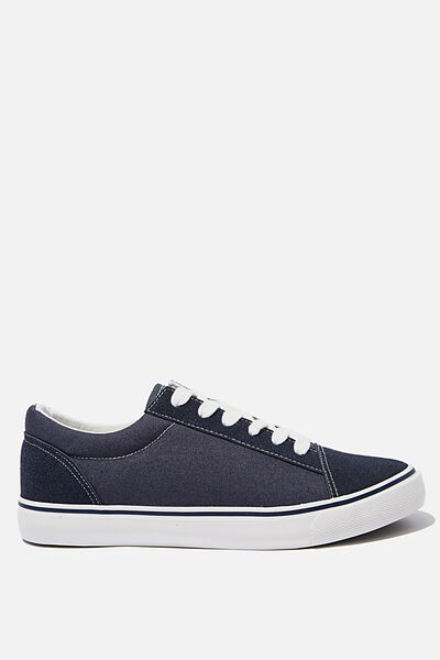Joey Toe Cap Low Rise, NAVY