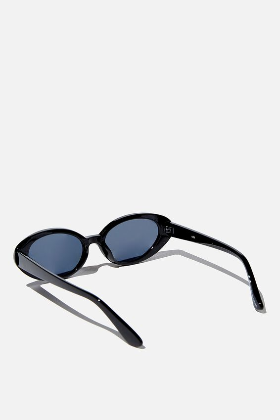 Hazel Sunglasses, BLACK