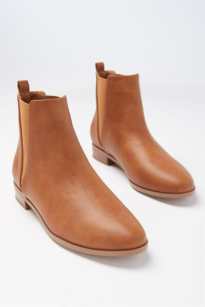 Sterling V Gusset Boot, SPICE