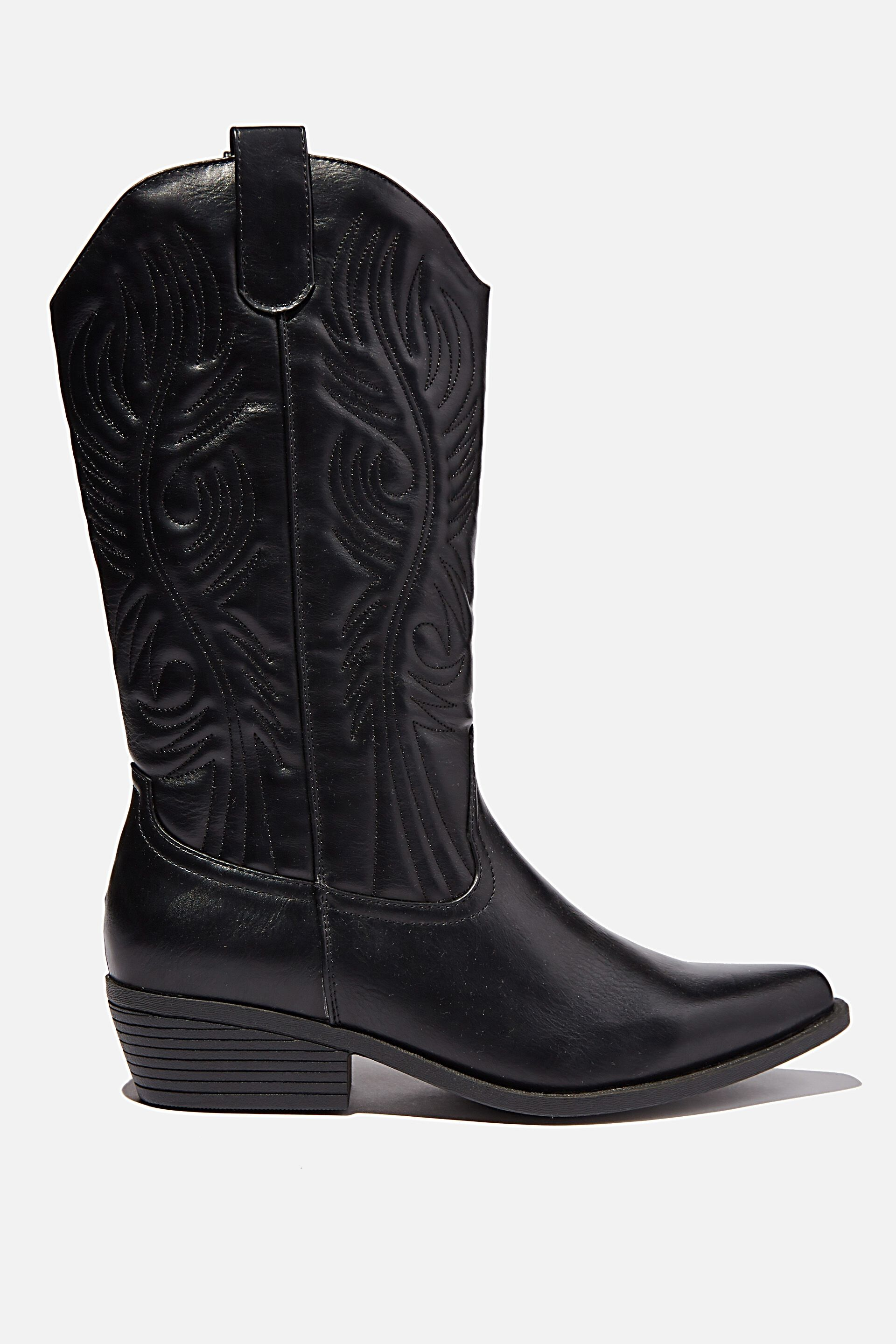 Boots, Ankle, Western \u0026 Lace-up   Cotton On