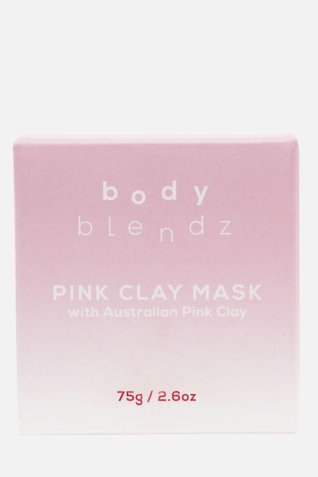 Body Blendz Mask, PINK CLAY