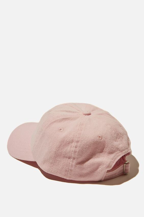 Classic Dad Cap, CANDY PINK/HAPPY HOUR